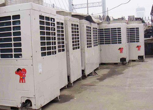 废旧的二手中央空调回收还能卖多少钱?-泊祎回收网